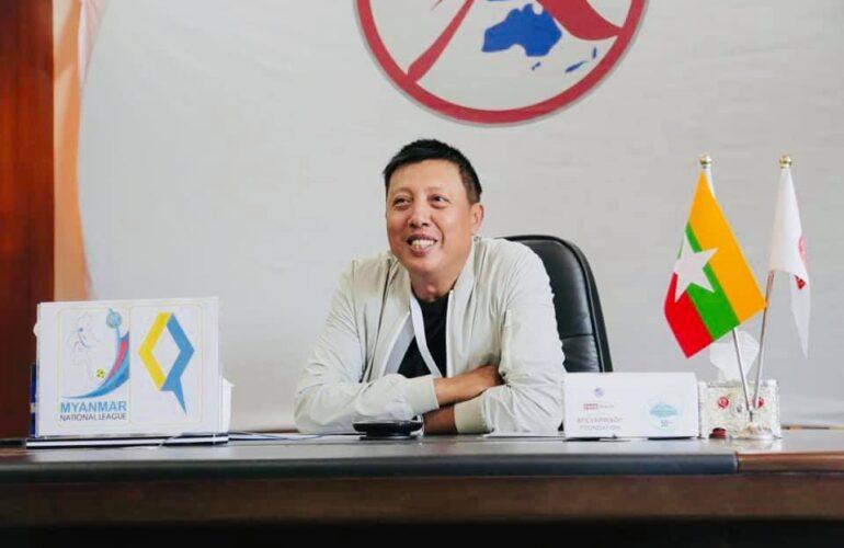 မြန်မာနေရှင်နယ်လိဂ် လိဂ်(1)သို့ Chinland FC အသင်းတန်းတက်ကစားခွင့်ရ