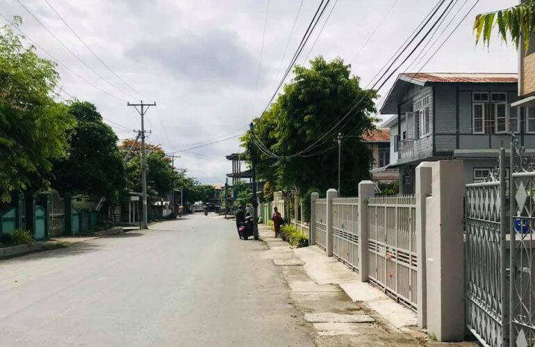 Covid-19 ရောဂါအပြင်းအထန်ကူးစက်ခံစားနေရသော ကလေးမြို့၊ တာဟန်း (Tahan) အတွက်အကူညီလိုအပ်မှုများအတွက်လှူဒါန်းခြင်း။